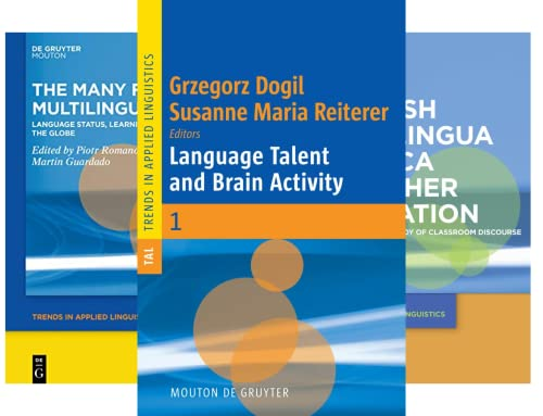 Trends in Applied Linguistics (20 Book Series)