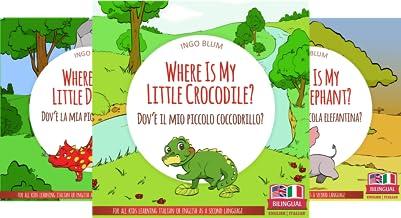 Where Is...? - Dov'è...? (4 Book Series)