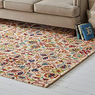 Stone & Beam Vinton Persian Wool Area Rug, 8' x 10'6