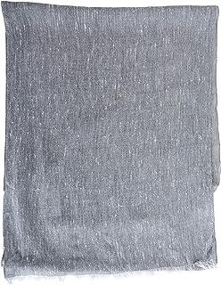 """Hugo Boss""""Carrit01"""" Unisex Gray Scarf"""