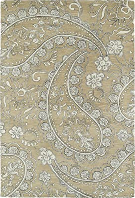 Kaleen Rugs Melange Collection MLG01-43 Camel Hand Tufted 9 x 12 Rug