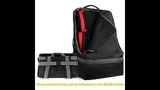 YOREPEK: Car Seat Travel Bag