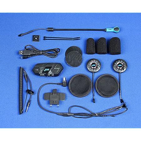 J/&M Elite BT-04 Series Bluetooth Headset Black