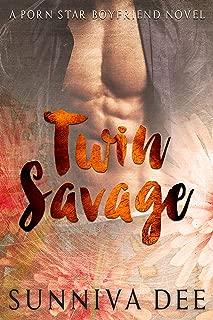 Twin Savage: A Reverse Harem Novel