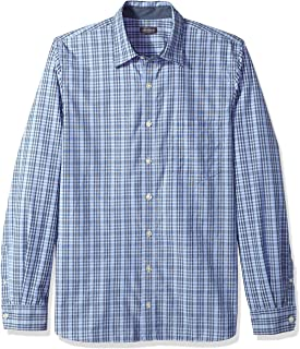 Men's Big and Tall Never Tuck Long Sleeve Shirt
