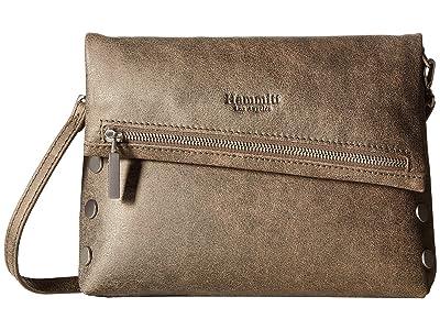 Hammitt VIP Medium (Pewter/Brushed Silver) Cross Body Handbags