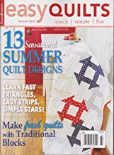 Fons & Porter's Easy Quilts Magazine Summer 2016