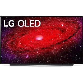 "LG OLED48CXPUB Alexa Built-In CX 48"" 4K Smart OLED TV (2020)"