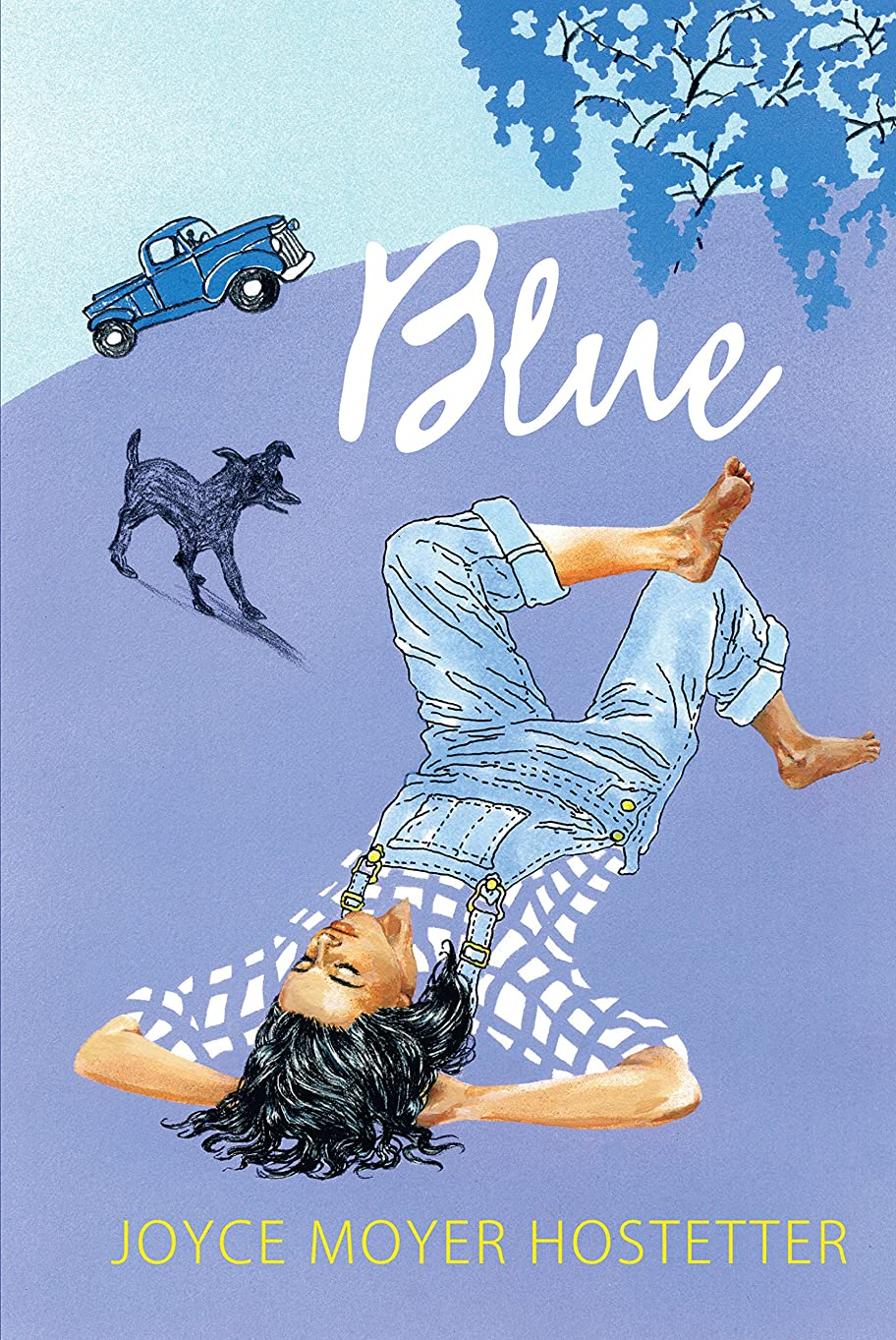 Blue (Bakers Mountain Stories) (English Edition)
