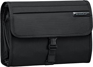 Briggs & Riley Baseline-Deluxe Toiletry Kit, Black, One Size