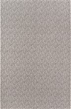 Erin Gates by Momeni DOWNEDOW-6CHR2030 Downeast Wells Area, Indoor/Outdoot, Outdoor Rug, 2' X 3', Charcoal