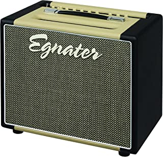 Egnater REBEL -30 112 MARK II 30-Watt Two-Channel Tube 1 x 12-Inch Combo with Tube Mix, Reverb and Silent Record, 2 x 6V6, 2 x EL84 Power Tubes, 5 x 12AX7 Preamp Tubes