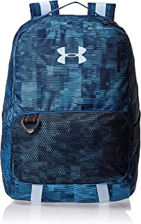 Under Armour Boys Backpack, Blue - 1308765-452