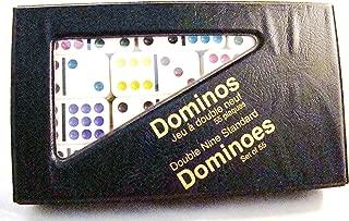 Dominoes Double Nine Color Dots