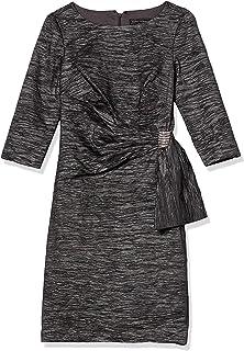 فستان حريمي ضيق على الجانبين مزين بأحجار الراين من Jessica Howard
