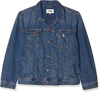 Wrangler Classic Denim Jacket Giacca in Jeans Uomo