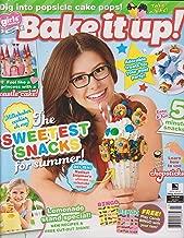 Girls World Magazine Bake it Up July 2017