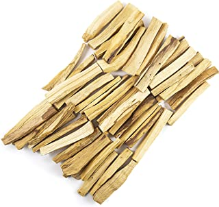 Beverly Oaks A-Grade Palo Santo Sticks - Palo Santo Incense - Palo Santo Smudge Sticks Bulk Lot for Cleansing, Smudging, Meditation and Purification (1 Pound)