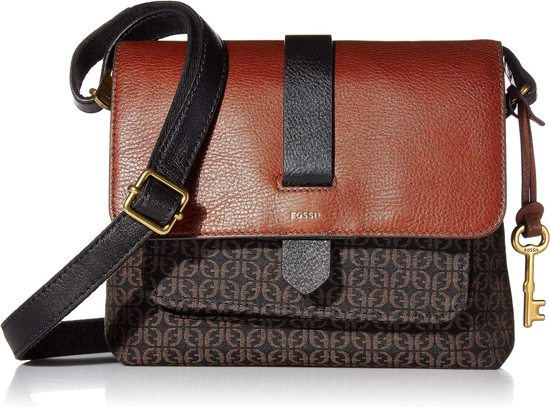 Fossil Women's Kinley Small Crossbody Purse Handbag
