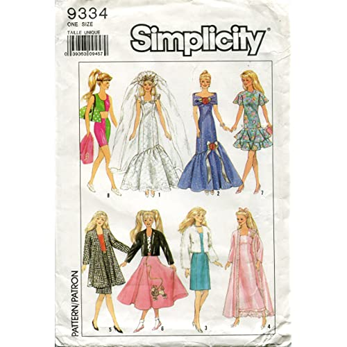 picture regarding Free Printable Ken Doll Clothes Patterns named Barbie Sewing Designs: