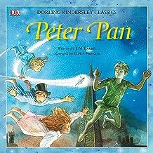 Read & Listen Books: Peter Pan: DK Classics