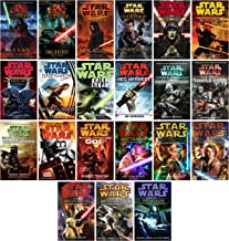 Star Wars Extended Universe Old Republic & Clone Wars Era 21 Book Bundle Collection Set