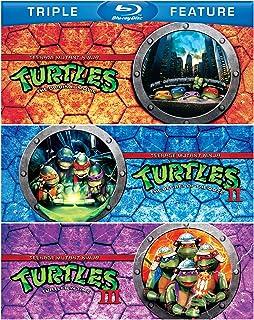 Teenage Mutant Ninja Turtles / Teenage Mutant Ninja Turtles II: The Secret of the Ooze