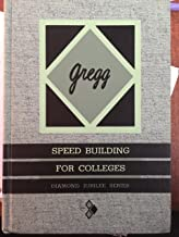 Gregg Speed Building for Colleges, Diamond Jubilee Series
