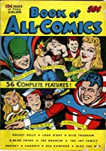 Book of all comics. Over 180 Page Comics Collection including Rocket Kelly, Loop O'day, Dick Transom, The Bouncer, The Joy family, Snooky, Karrots and ... Golden Age Digital Comics Action and Advent