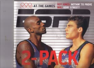 ESPN Magazine March 04 2002 (2-PACK watch kg and wally eat up the league- if they don't kill each other first)