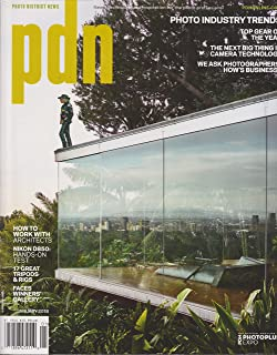 Photo District News (PDN) Magazine January 2018 Photo Industry Trends