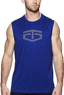 TapouT WWE Grey Heather Battle Logo T-Shirt