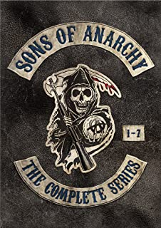Sons Of Anarchy: The Complete Series 1 - 7