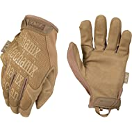 Mechanix Wear MG-72-010 'The Original' Large Coyote Gloves