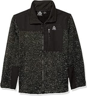 Reebok Boys' Active Sweater Fleece Jacket