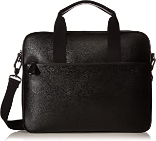 Men's Morcor Leather Document Bag