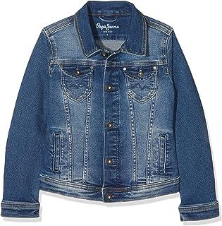 a498416cd3d10 Amazon.fr   Veste en jean - Fille   Vêtements
