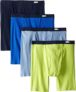 Fruit of the Loom Men's No Ride Up Boxer Brief