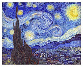 Best starry night jigsaw puzzle 2000 pieces Reviews