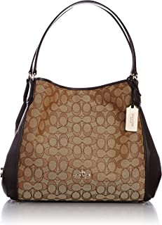 Womens Signature Edie 31 Shoulder Bag