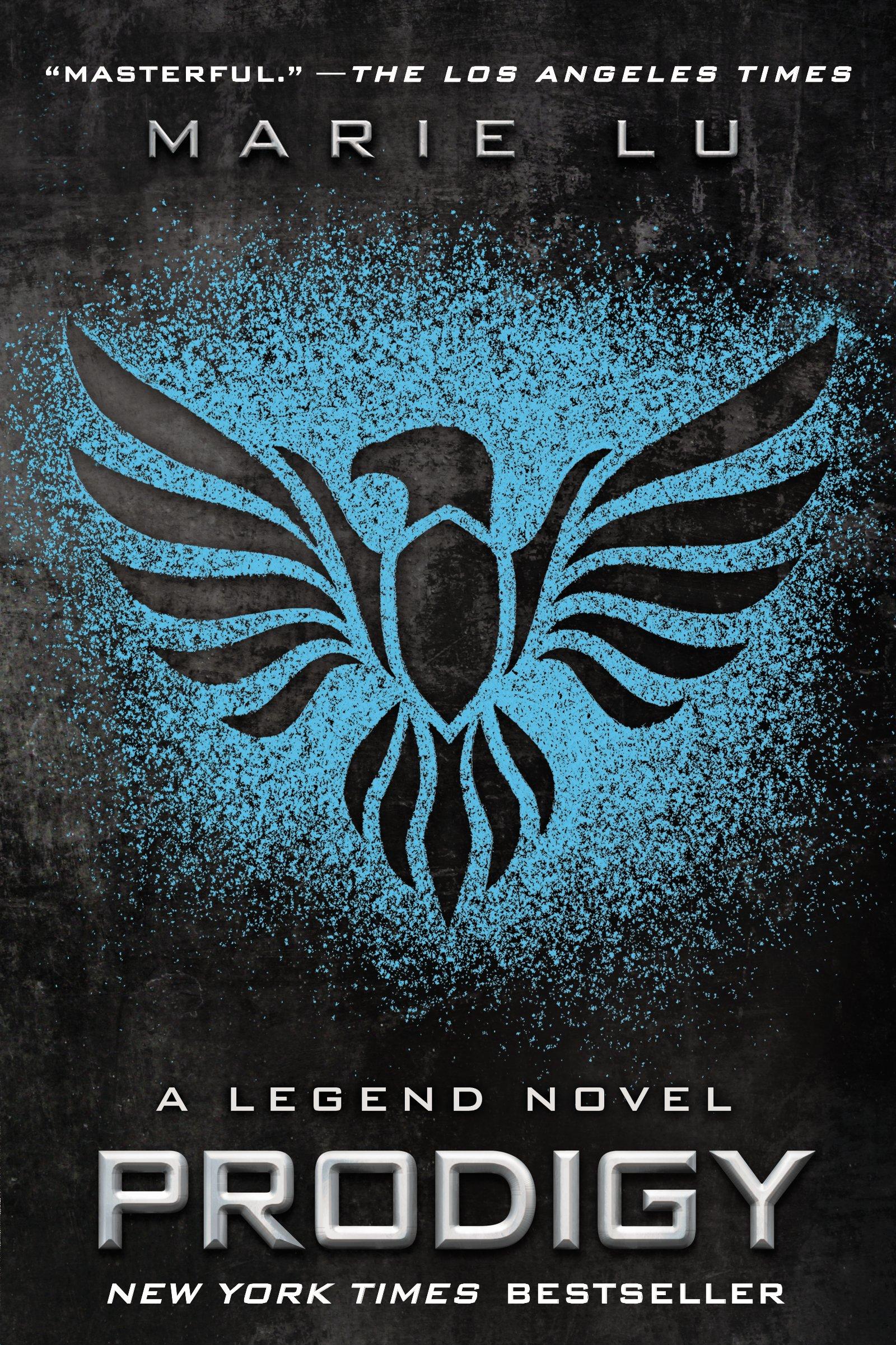 Prodigy (A Legend Novel, Book 2)