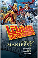 Legion of Super-Heroes (2005-2009): Enemy Manifest Kindle Edition
