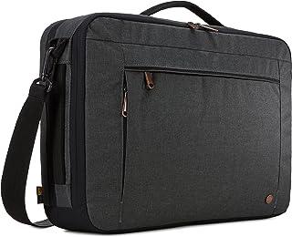 "Case Logic ERACV-116 Era Borsa per Laptop fino a 15.6"" e Tasca Dedicata per un Tablet da 10.5"", Nero"