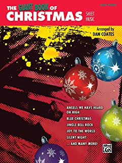 The Giant Book of Christmas Sheet Music: Easy Piano (The Giant Book of Sheet Music)