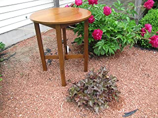 Stickley Brothers Antique Lamp/End Table w2271
