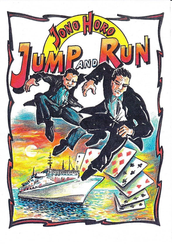 電極発音メタリックJump and run (English Edition)
