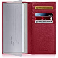 Access Denied Genuine Leather Checkbook Cover