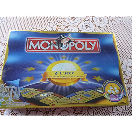 Geld monopoly europa edition VIDEO: Monopoly