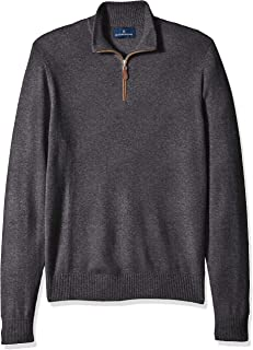 Amazon Brand - BUTTONED DOWN Men's 100% Premium Cashmere...