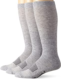 Wrangler Men's Western Boot Socks (Pack of 3)
